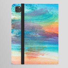 Sam's Rainbow II iPad Folio Case