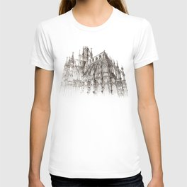 Cathedral ink T-shirt