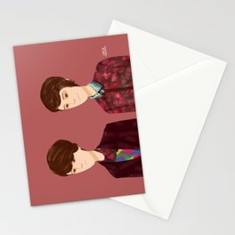 Tegan and Sara: Heartthrob #2 Stationery Cards