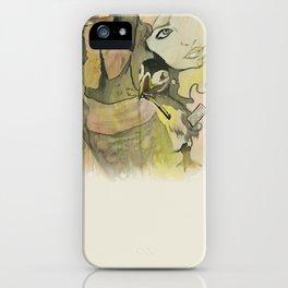 imprints iPhone Case