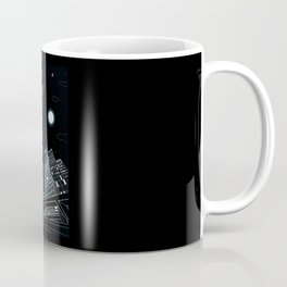 lines city architectural Coffee Mug
