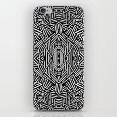 Radiate (BW) iPhone & iPod Skin
