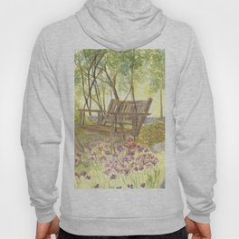 Bedrock Garden Spring on In and Out Pathway Hoody