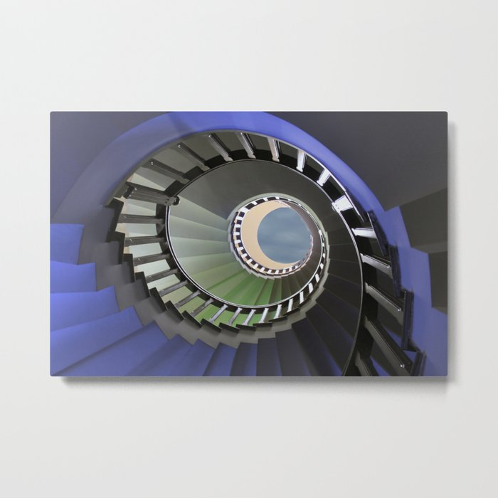 Eye to the Sky Metal Print