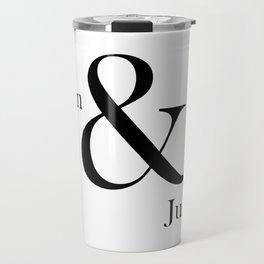 GIN & JUICE #2 Travel Mug
