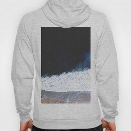 Ocean III (drone photography) Hoody