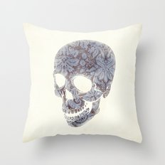New Skin Throw Pillow