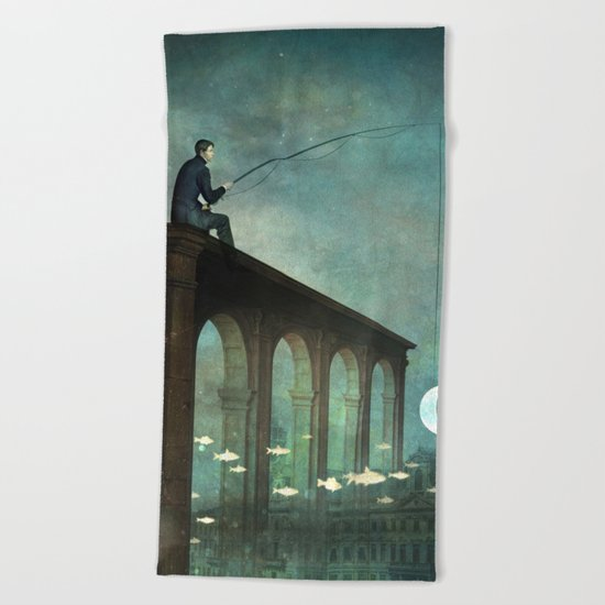 The River Beach Towel