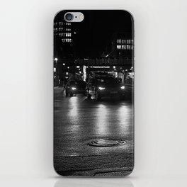 shoe city iPhone Skin