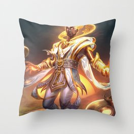 Olorun Throw Pillow