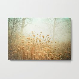 The Magic of Fog Metal Print