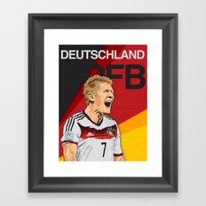 Germany World Cup 2014 Framed Art Print