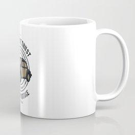 in bugs we trust Coffee Mug
