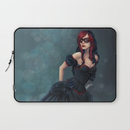 Dress Her Up In Fairy Tales Laptop Sleeve