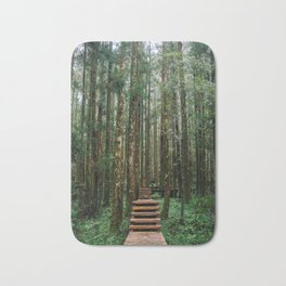 Ming Chi Forest Bath Mat