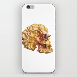 60. Flower Skull iPhone Skin
