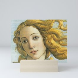 Sandro Botticelli Birth of Venus 1485 Mini Art Print