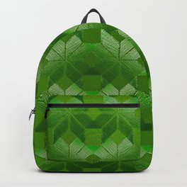 Evergreen, Snowflakes #32 Backpack