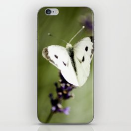 Butterfly Dream 2 (Square) iPhone Skin
