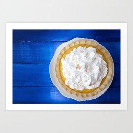 Maracuya Pie Art Print