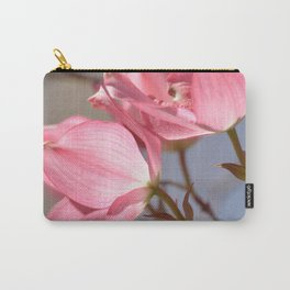 Pretty Dogwood Flowers Carry-All Pouch