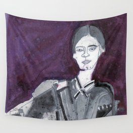 Emily Dickinson Wall Tapestry