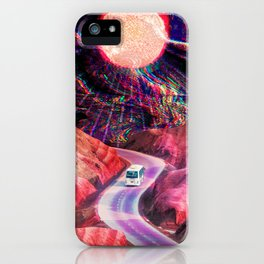 Such a long way home iPhone Case
