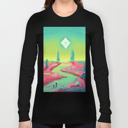 PHAZED PixelArt 3 Long Sleeve T-shirt
