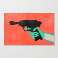 Shoot First (Greedo) Canvas Print