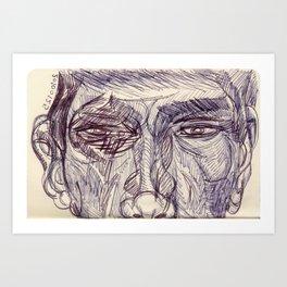 20100125 Art Print