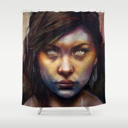 Una Shower Curtain