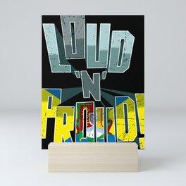 Nayarit Pride Loud N Proud Mini Art Print