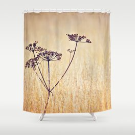 Somewhere Better Shower Curtain