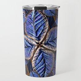 Fantasy Nature Pattern Print  Travel Mug