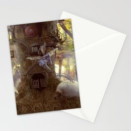 Fairys day off Stationery Cards