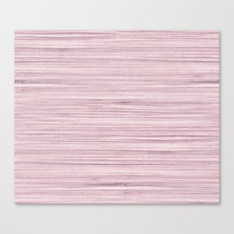 Berlina Rosa - modern pink marble Canvas Print