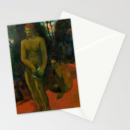"""Paul Gauguin """"Te Pape Nave Nave (Delectable Waters)"""" Stationery Cards"""