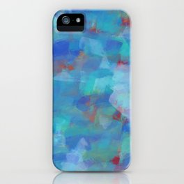 Paint Strokes Two iPhone Case