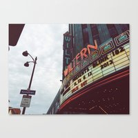 blink 182 Canvas Prints featuring Blink 182 at The Wiltern by Jacbo