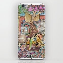 The Innocent Tiger iPhone Skin