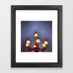 Burtonian Framed Art Print