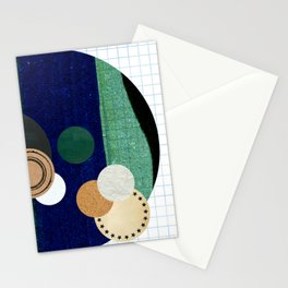 the study of circles... Stationery Cards