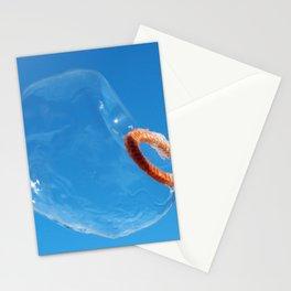 Bubble Freezing Stationery Cards