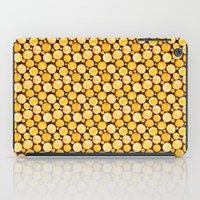 kansas iPad Cases featuring Kansas Pattern by Timone