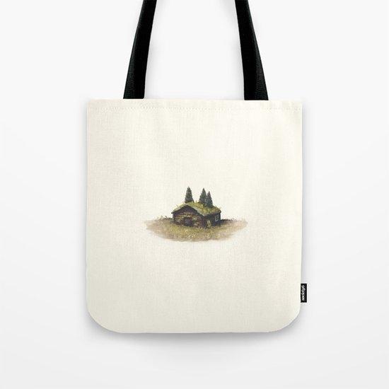 Overgrown - Cabin Tote Bag