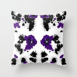 Rorsc 5 Throw Pillow