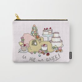 let me eat cake Carry-All Pouch