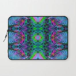 Techno Electric V (Ultraviolet) Laptop Sleeve
