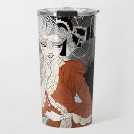 Madame Batshit Travel Mug