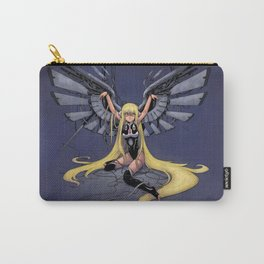 Sleeping Angel - Chii - Chobits Carry-All Pouch